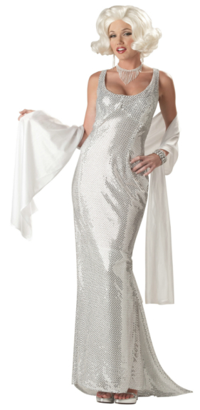 Platinum Marilyn Adult Costume