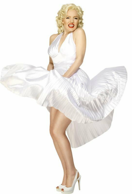 Marilyn Monroe Deluxe Adult Costume