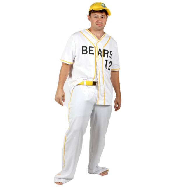 Bad News Bears Deluxe Adult Costume