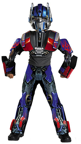 Kids 3D Optimus Prime Costume