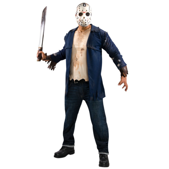 Friday the 13th 2009 Jason Deluxe Adult Costume