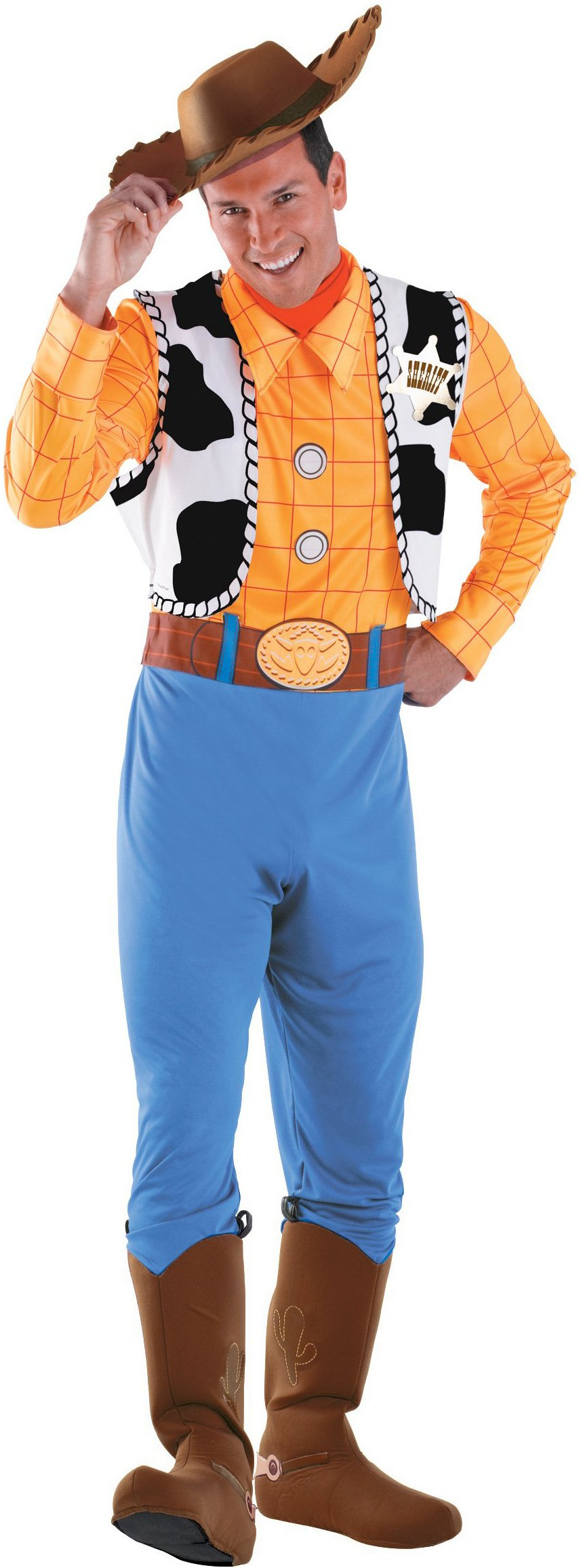 Toy Story - Woody Deluxe Adult Costume