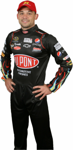 #24 Jeff Gordon Adult Costume