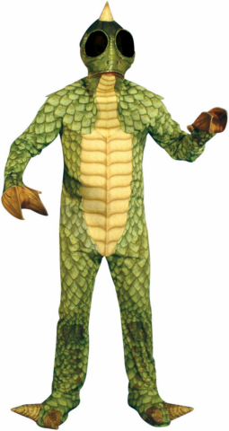 Land of the Lost Sleestak Adult Plus Costume