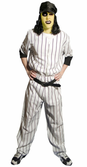 Baseball Furies Adult Costume