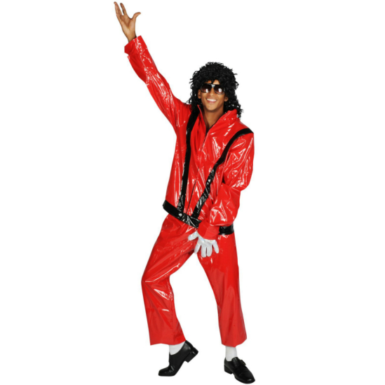 Michael Jackson Thriller Adult Costume