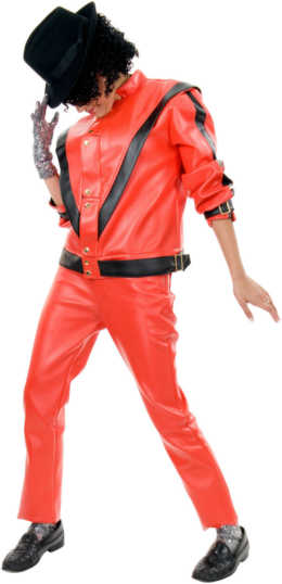 Thriller Jacket Adult Costume