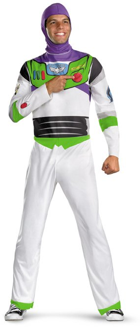 Toy Story - Buzz Lightyear Adult Plus Costume