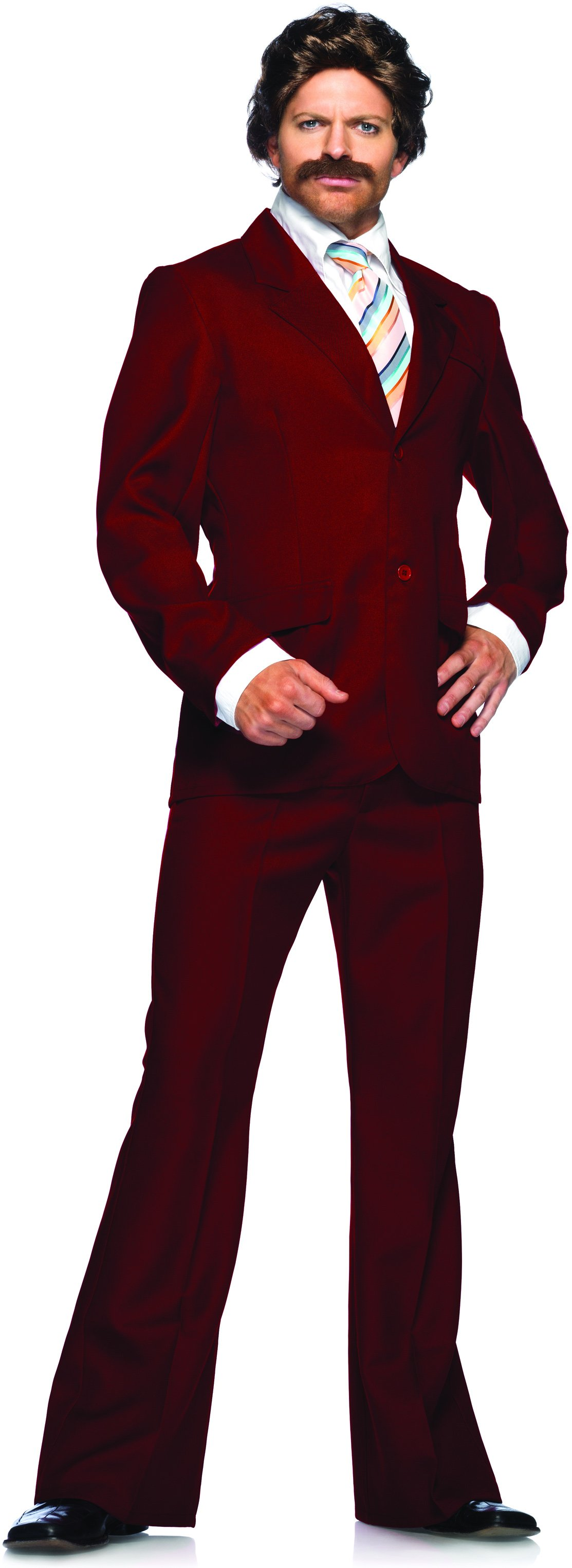 Ron Burgundy Suit Adult Costume