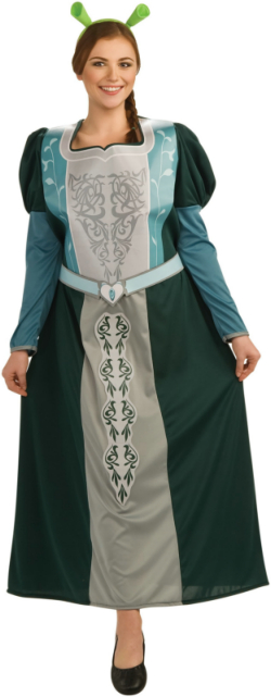 Shrek Forever After - Fiona Plus Adult Costume