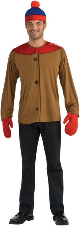 South Park - Stan Adult Costume