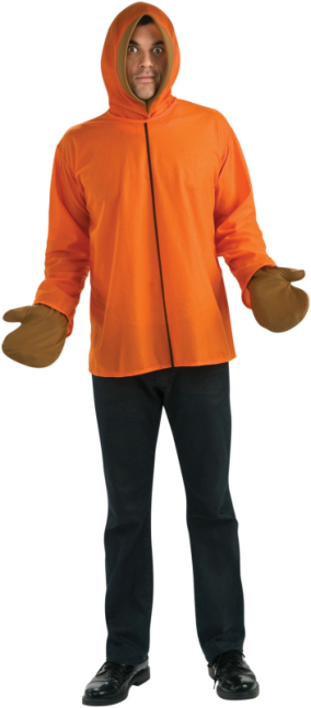South Park - Kenny Adult Costume