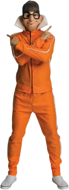 Despicable Me - Vector Adult Costume