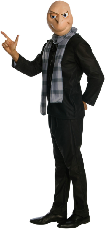Despicable Me - Gru Adult Costume