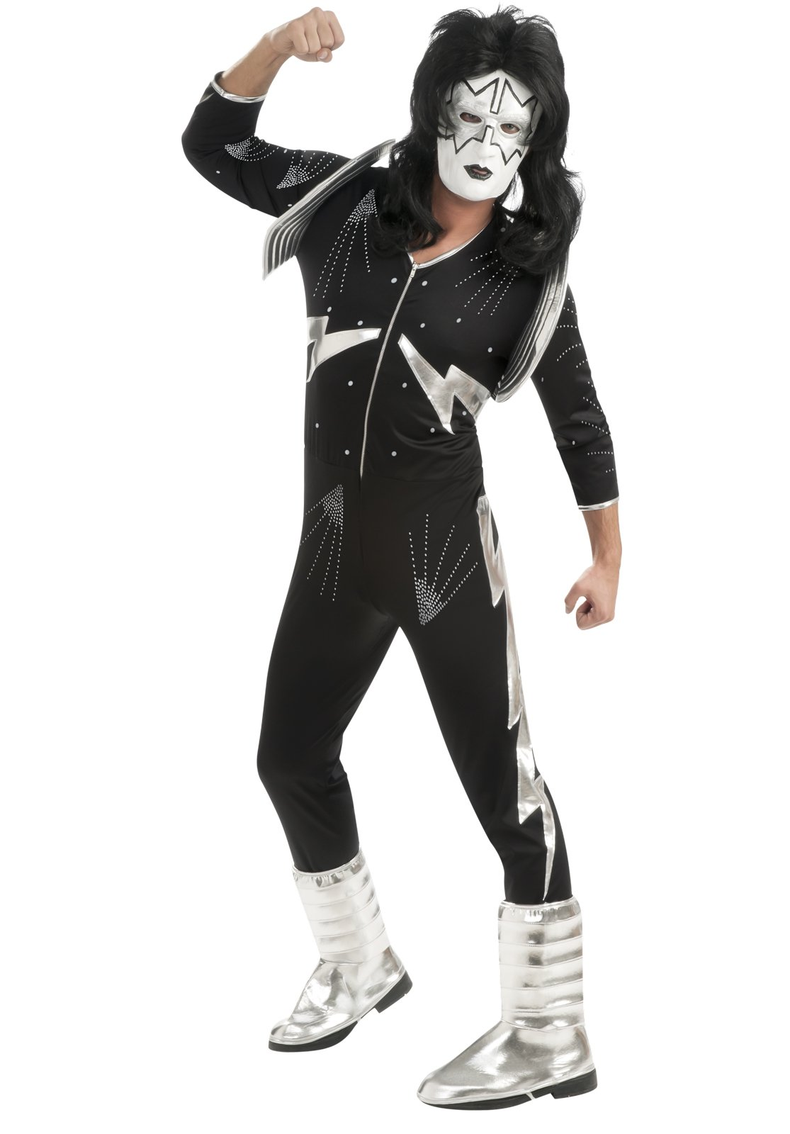 KISS - Spaceman Adult Costume
