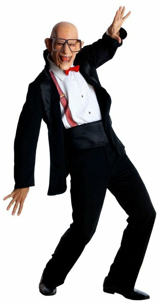 Six Flags Mr. Six Adult Costume