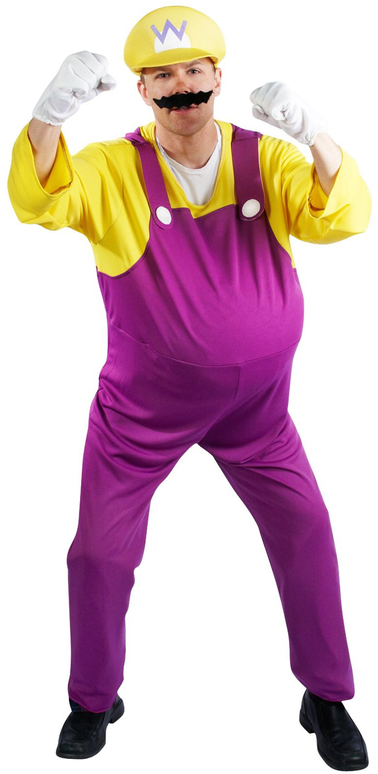 Super Mario Bros. - Wario Adult Costume