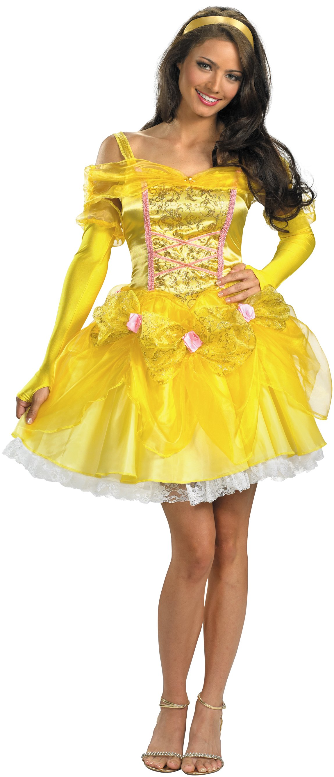 Beauty And The Beast - Sassy Belle Adult Costume