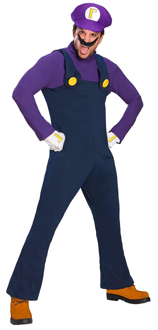 Super Mario Brothers Costumes