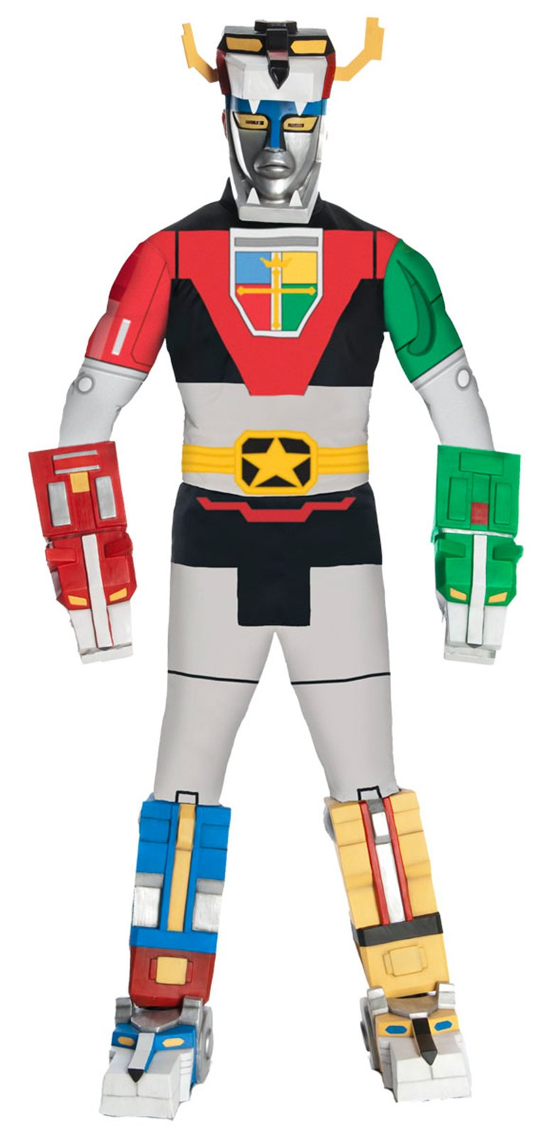 Voltron Adult Costume