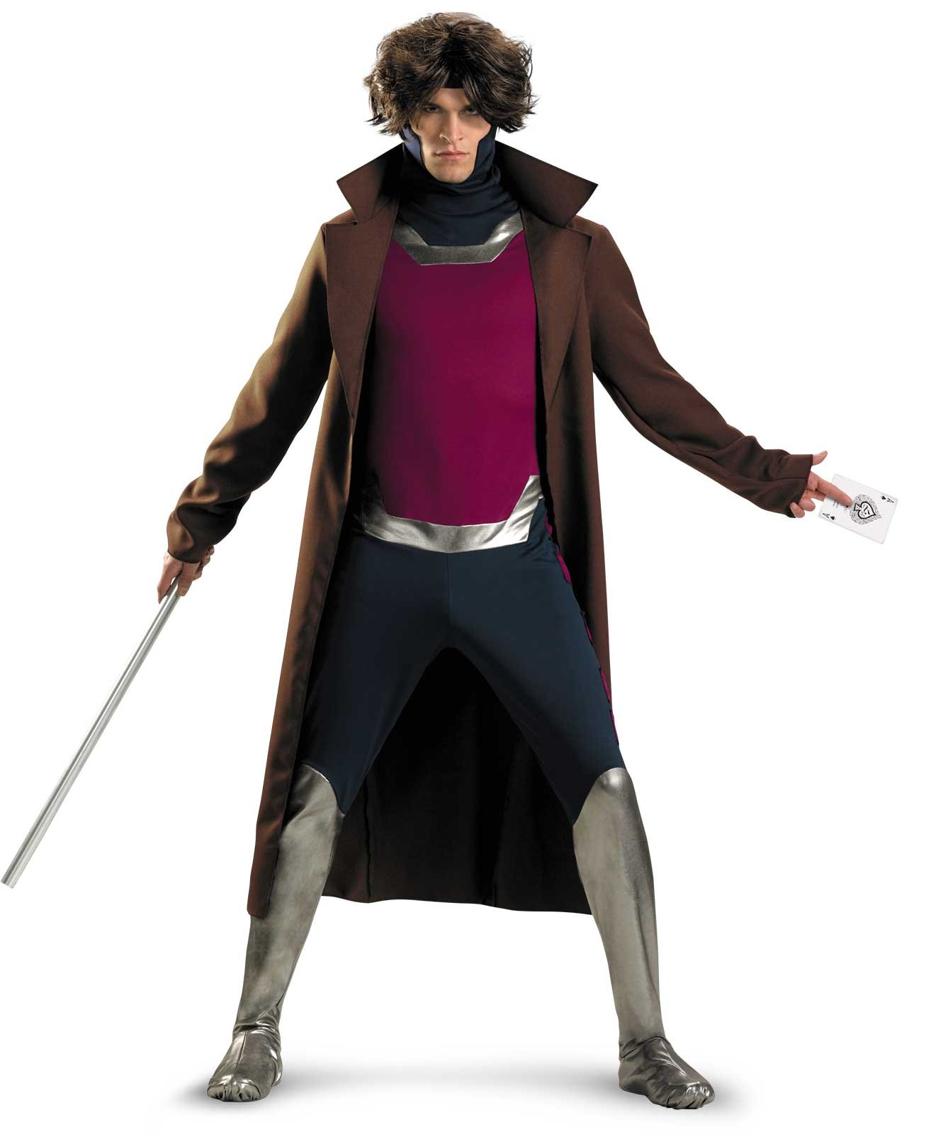 X-Men Gambit Adult Costume