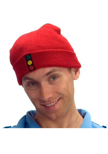 Aquatic Stoplight Beanie Cap