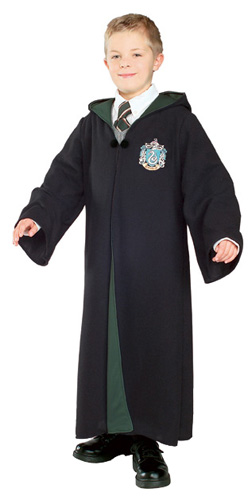 Child Deluxe Slytherin Robe