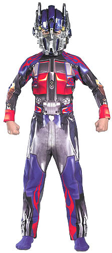 Child Optimus Prime Costume