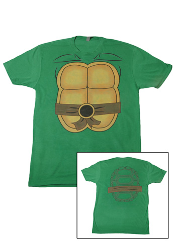 Mens Ninja Turtle T-shirt
