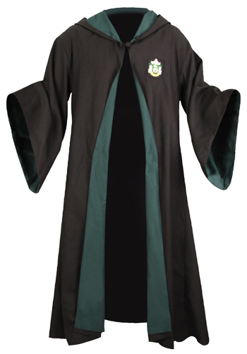 Replica Harry Potter Slytherin Robe