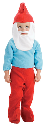 Toddler Papa Smurf Costume