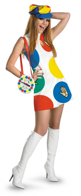 Twister Costume Dress