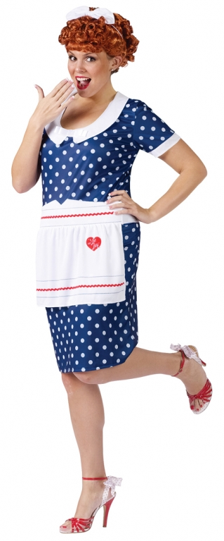 Sassy Lucy Plus Size Adult Costume