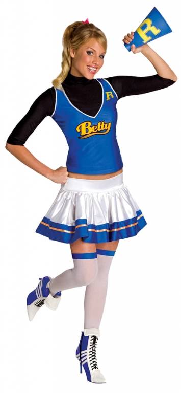 Archie Comics Betty Costume