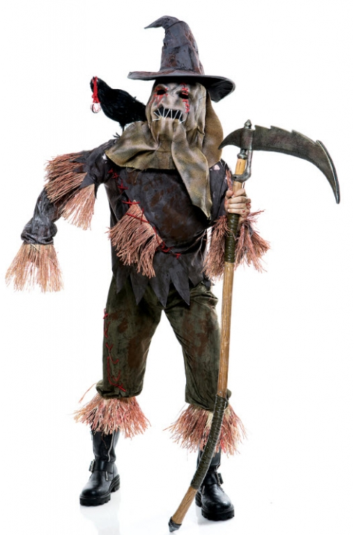 Wicked Of Oz Scarecrow Costume