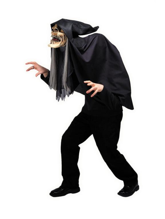 Gangly Gang - Grim Reaper Adult Costume