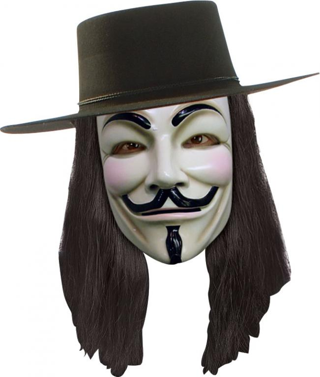 V For Vendetta Hat