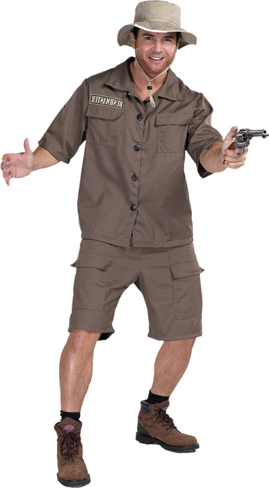 Bushmaster Adult Costume