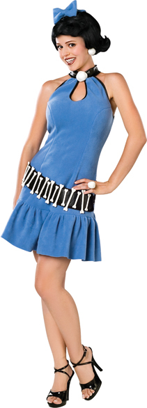Betty Rubble Costume