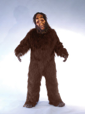 Sasquatch Adult Costume