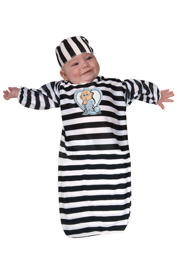 Baby Convict Bunting