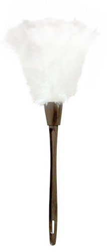 French Maid Feather Duster