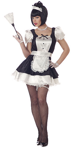 Fiona the French Maid Costume