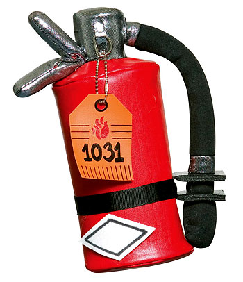 Fire Extinguisher Purse