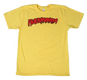 Mens Hulkamania T-Shirt