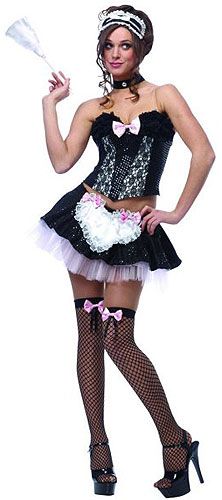 Sexy Maid to Serve Costume