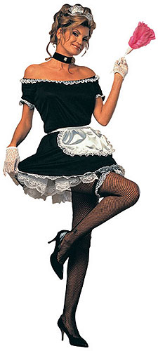 Women's French Maid Costume