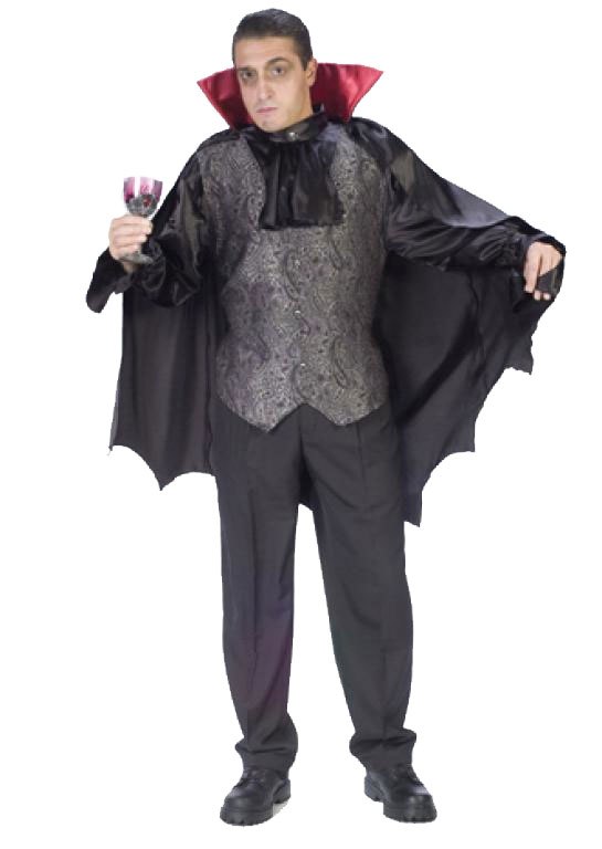 Dapper Dracula Adult Costume