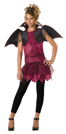Twilight Trickster Child and Tween Costume