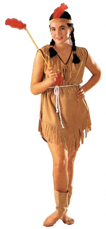 Indian Lady Adult Costume